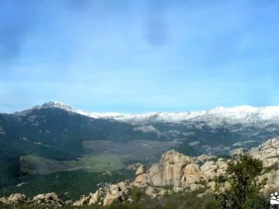 Gran Cañada-Cerro de la Camorza; la selva irati excursiones de 1 dia madrid ruta parques naturales c